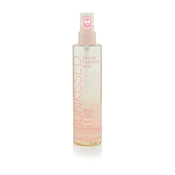 Sunkissed Clear Facial Tanning Mist